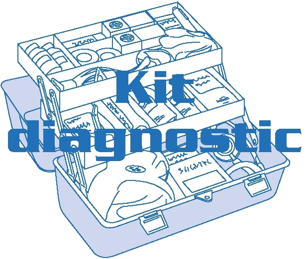 Kit diagnostic
