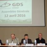 GDS Creuse AG 2016 Tribune