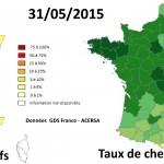 Carte France IBR 2015 Prévalence Appellations